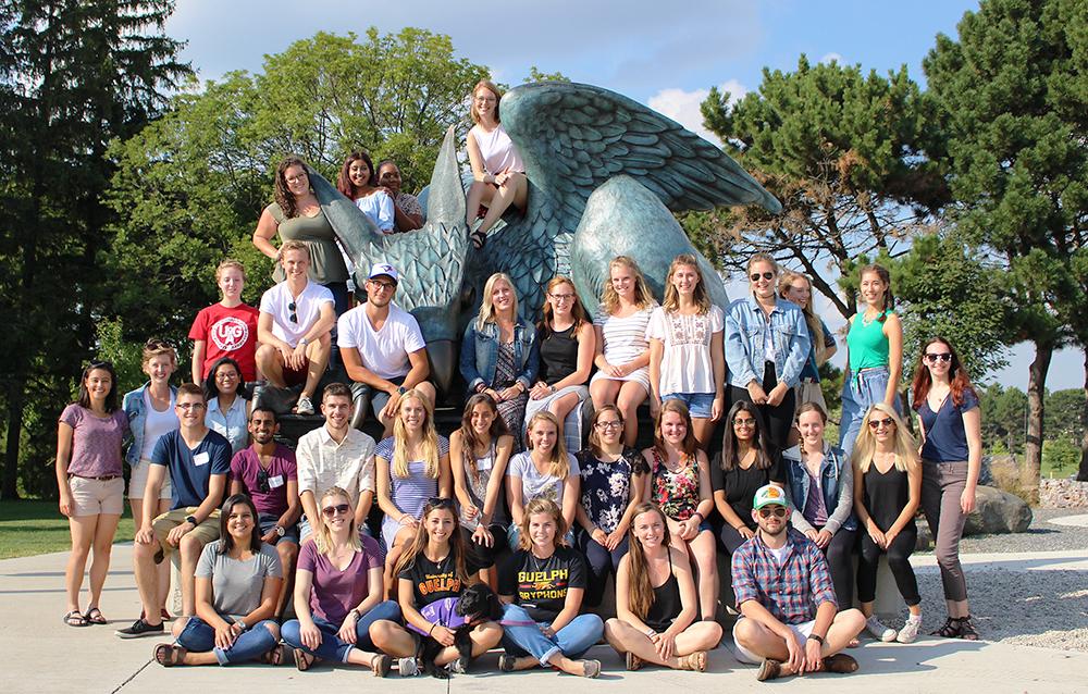 Guelph Campus Tour