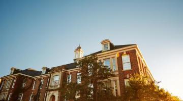 Building on campus